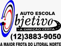 Auto Escola Objetivo Logo